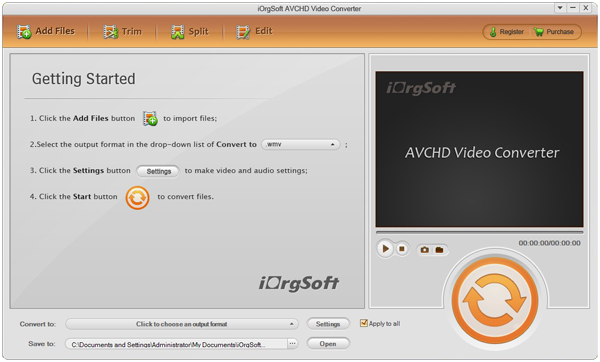 avchd 1080 50p to youtube converter